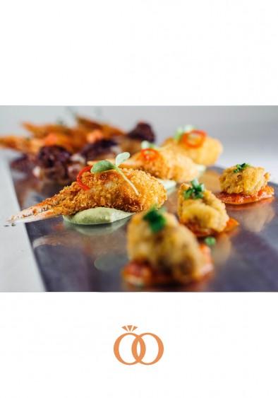 Deep Fried Crab Claw