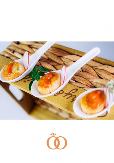 Scallop Hors d'oeuvres